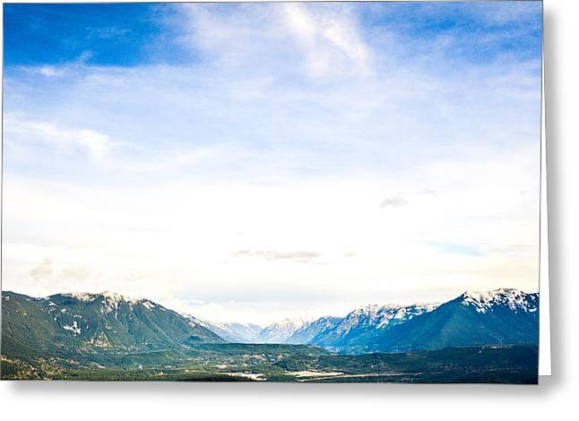Rattlesnake Ledge 3 Greeting Card