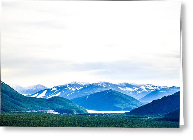 Rattlesnake Ledge Too Greeting Card