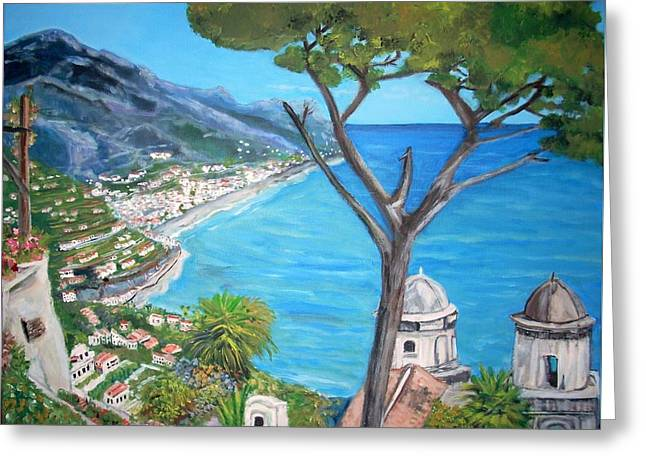 Ravello Greeting Card