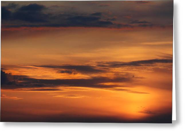 Reach For The Sky 10 Greeting Card by Mike McGlothlen