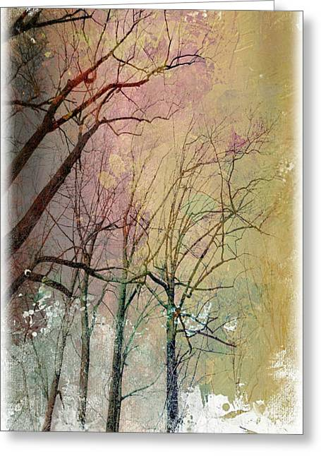 Reaching For Spring Greeting Card