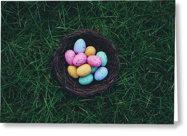 ready for Easter Greeting Card