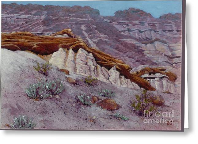 Red Rocks - High Noon Greeting Card