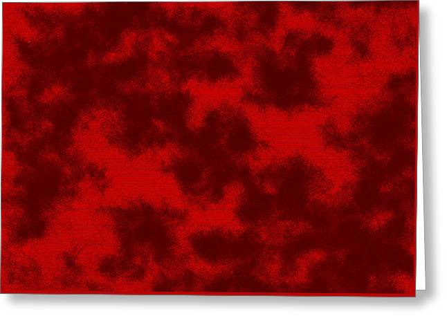 Red.233 Greeting Card