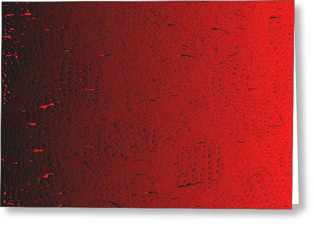 Red.426 Greeting Card