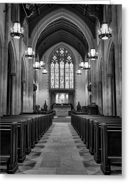 Redemption - Church Of Heavenly Rest #2 Greeting Card