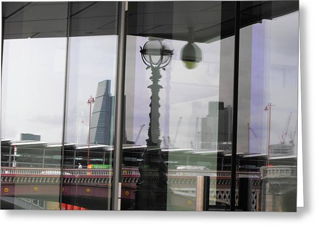 Refection Blackfriars Greeting Card