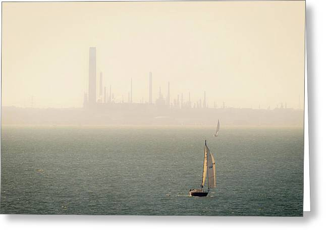 Refined Mists Greeting Card