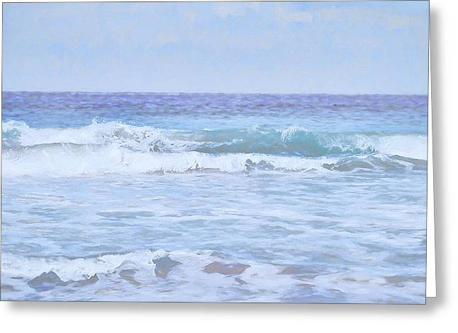 Reflections 13 Greeting Card by Lonnie Christopher