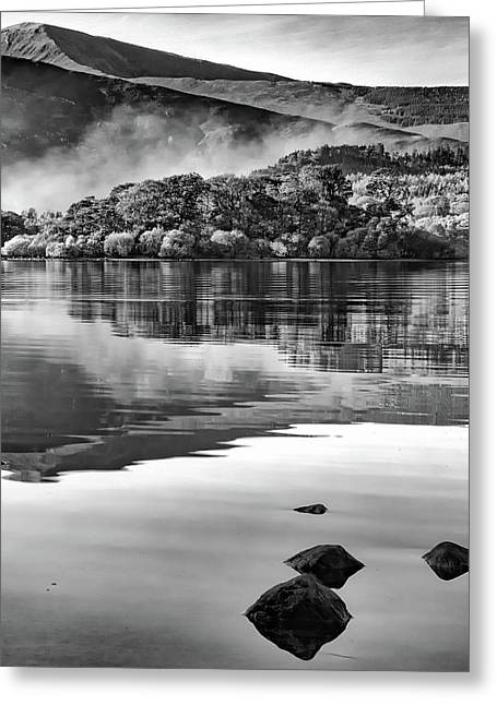 Reflections Of Derwent Greeting Card
