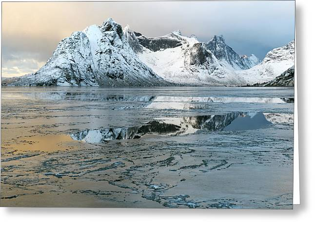 Reine, Lofoten 5 Greeting Card