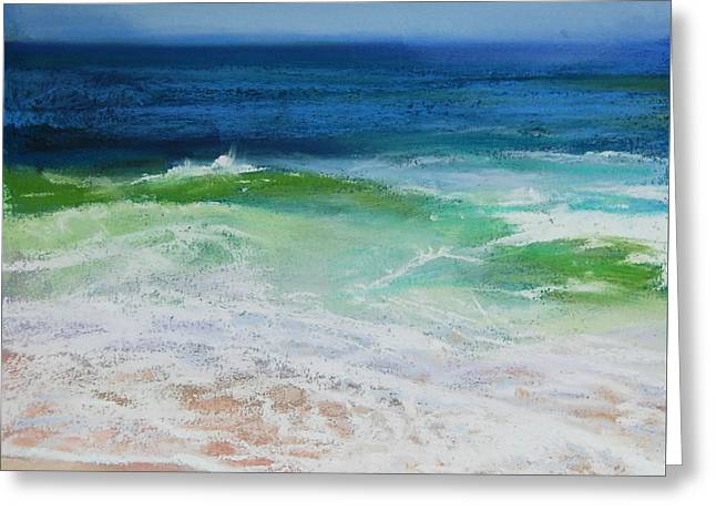 Relax Greeting Card by Jeanne Rosier Smith
