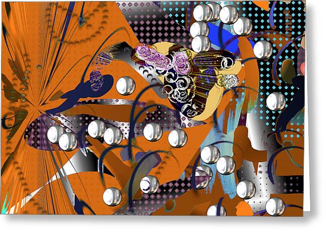 Relocation Greeting Card by Elsbeth Lane