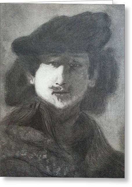 Rembrandt Greeting Card