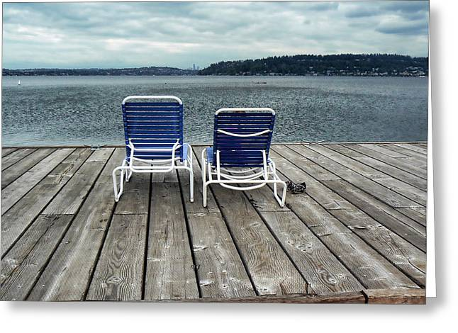Remembering Summer. Greeting Card by Anastasia Michaels