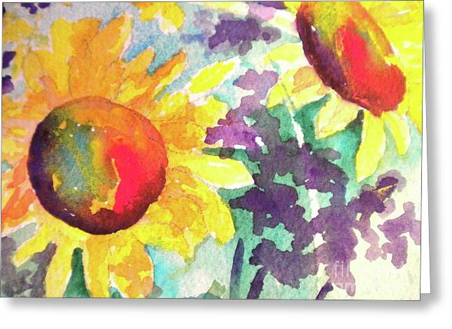 Remembering Summer Greeting Card