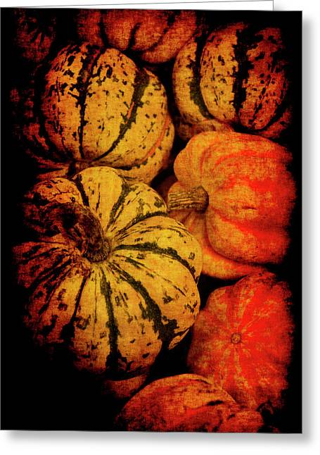 Renaissance Squash Greeting Card
