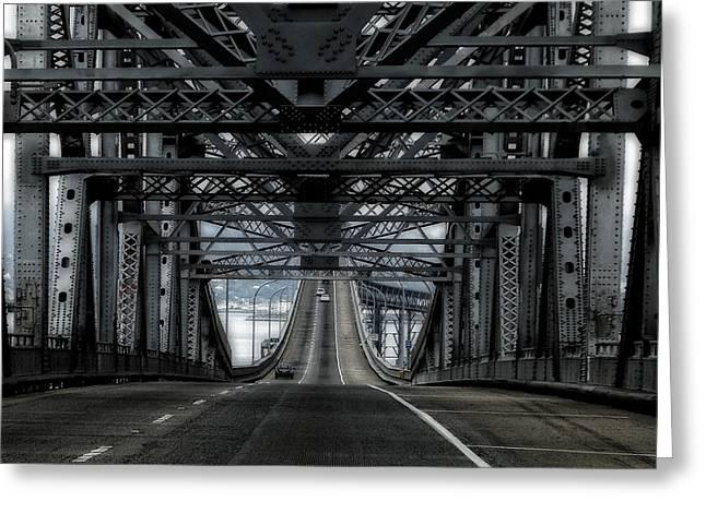 Richmond-san Rafael Bridge Greeting Card