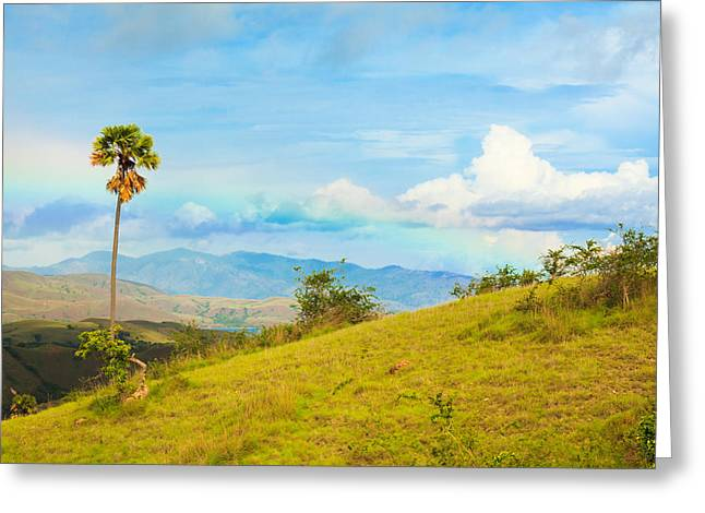 Rinca Island. Greeting Card by MotHaiBaPhoto Prints