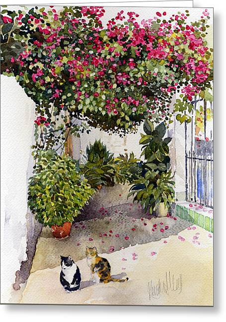 Rincon De Andalucia Greeting Card