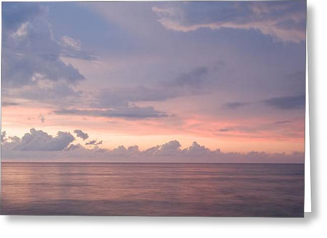 Rincon Beach Greeting Cards - Rincon Sunset 2 Greeting Card by John Magor