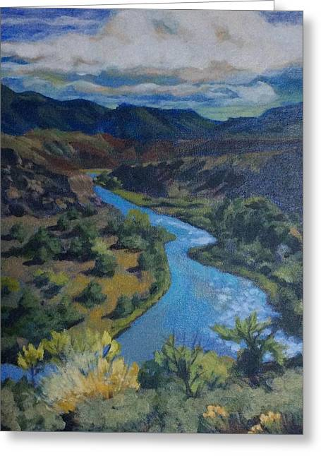 Rio Chama Greeting Card