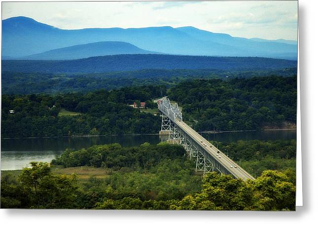 Rip Van Winkle Bridge Greeting Card