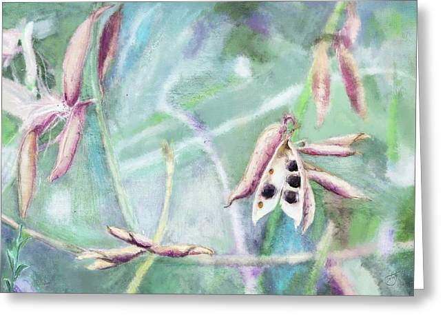Ripe Seeds Greeting Card