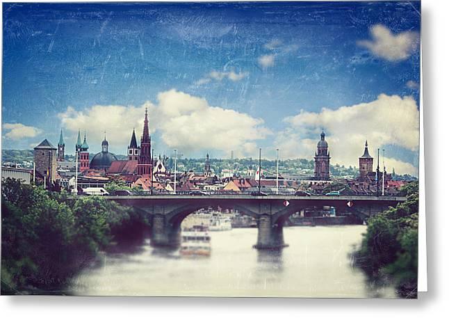 River Trip Greeting Card