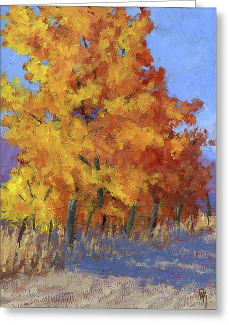 Roadside Attraction Greeting Card by David King