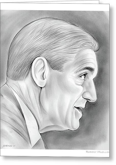 Robert Mueller Greeting Card