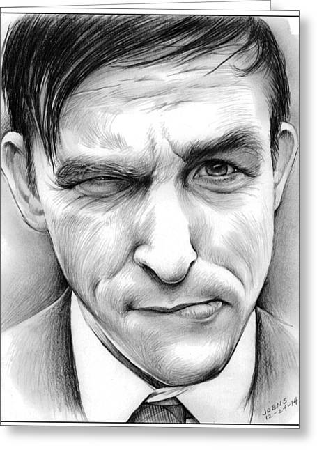 Robin Lord Taylor II Greeting Card