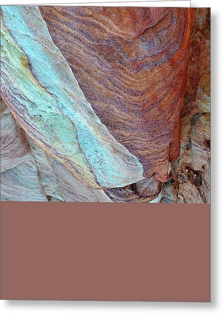 Rock Candy Greeting Card