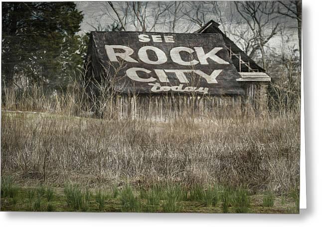 Rock City Greeting Card