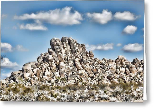 Rock Pile #4 Greeting Card