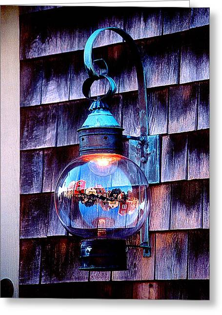 Rockport Light Greeting Card