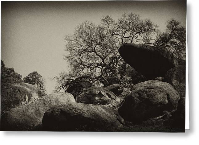 Rocks Greeting Card by Amarildo Correa