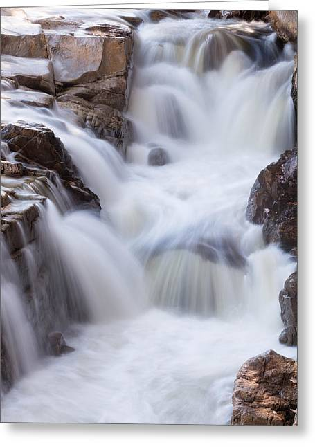 Rocky Gorge Falls Greeting Card
