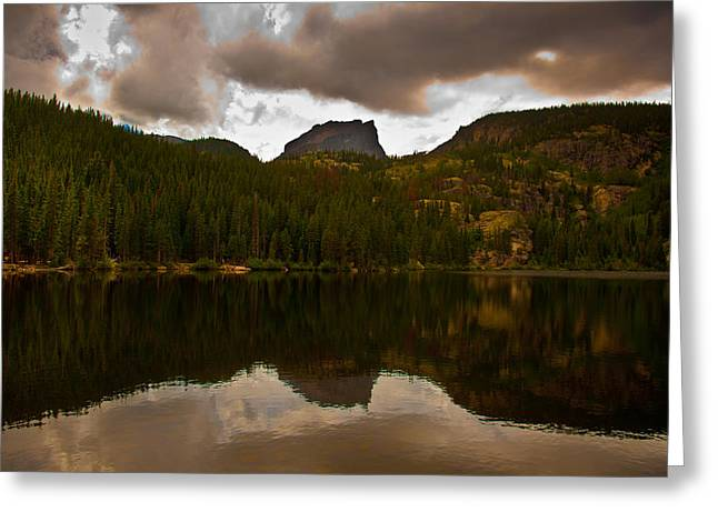 Rocky Mountain National Park Greeting Card by Patrick  Flynn