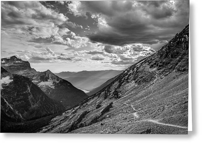 Rocky Mountain Splendor Greeting Card