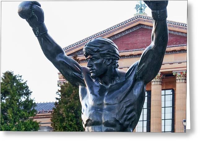 Rocky - Philadelphia Greeting Card