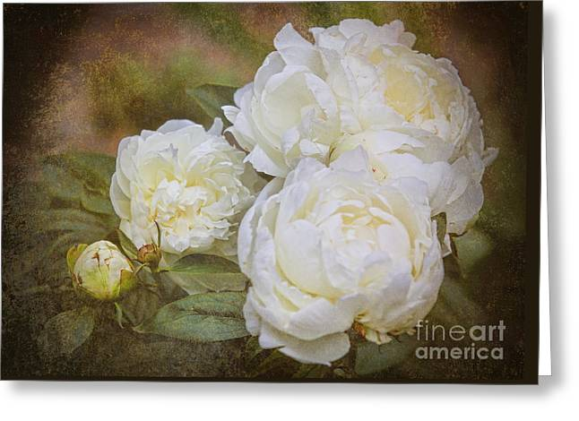 Romance And Prosperity Greeting Card by Elizabeth Winter