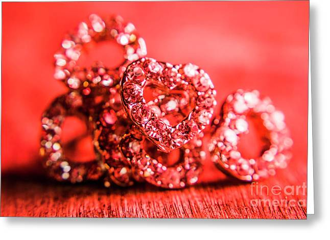 Romantic Style Greeting Card