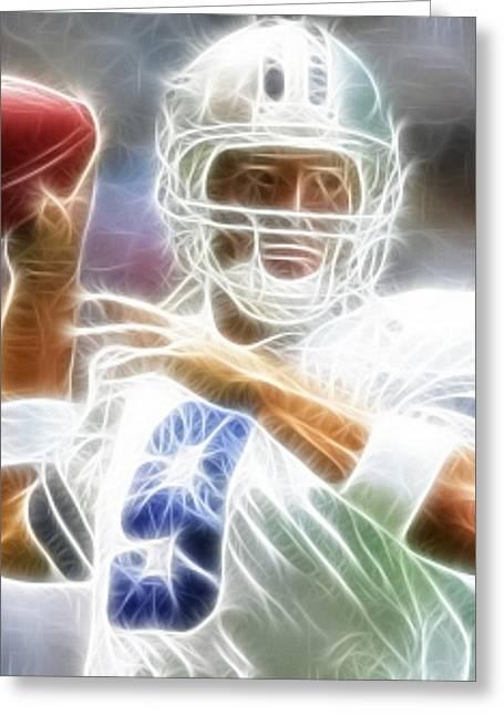 Romo Greeting Card by Paul Van Scott