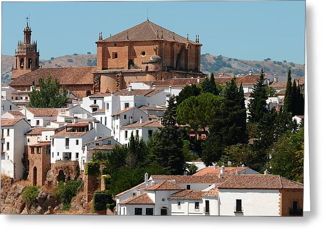 Ronda. Andalusia. Spain Greeting Card
