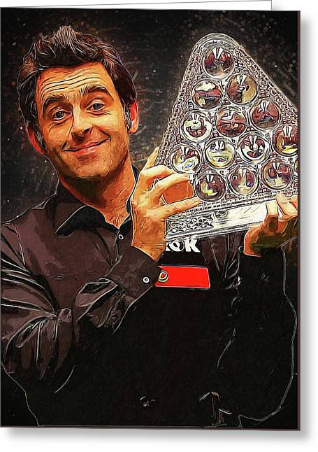 8 ball greeting cards page 5 of 13 fine art america ronnie osullivan greeting card m4hsunfo