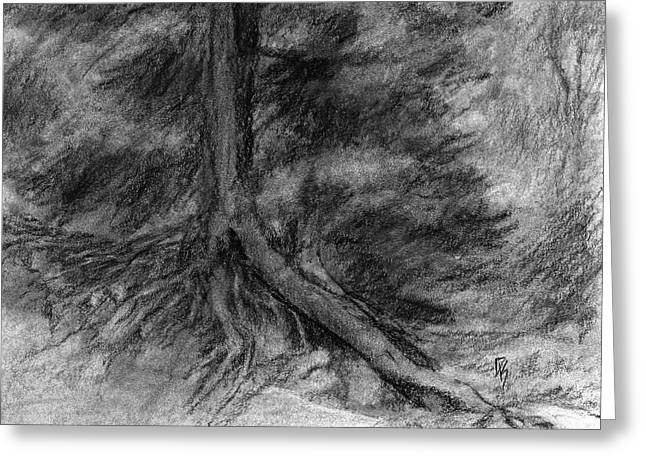 Roots I Greeting Card