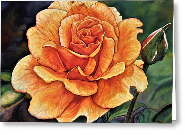 Rose 4_2017 Greeting Card