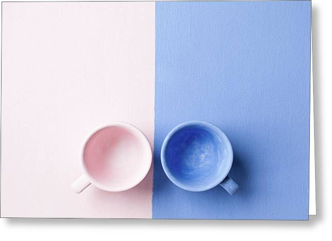Rose And Serenity Greeting Card by Andrey A