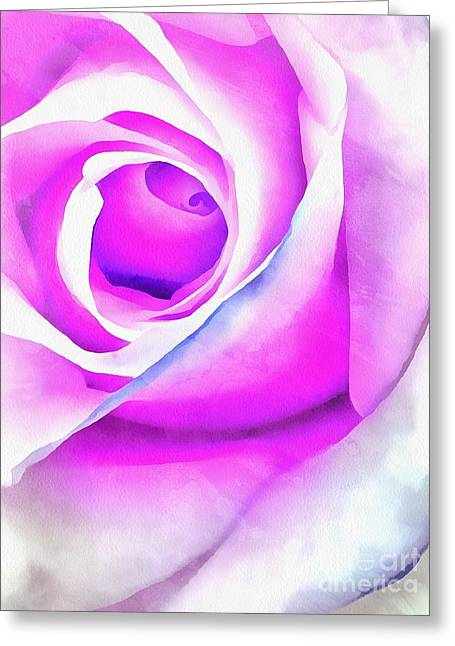 Rose Essence Greeting Card